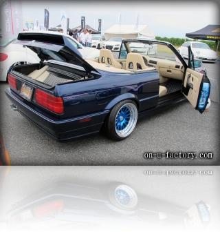 BMW E30 デモカー テール <京都カスタム・カー・オーディオ オンユーファクトリー>