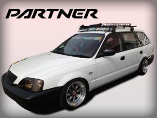 京都 カスタムオーディオカー パートナー デモカー