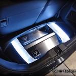 ホンダ オデッセイ ラゲッジインストール:パイオニアカロッツェリアX フルデジアンプ LEDイルミネーション 塗装仕上げ