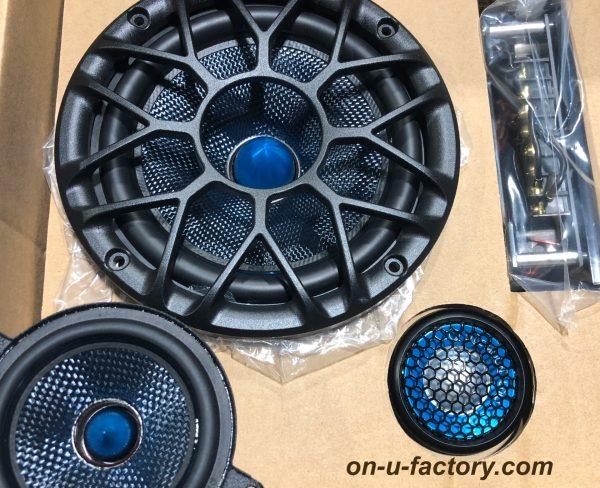 CX-8 オンユーファクトリー onufactory bluemoonaudio ブルームーンオーディオ JBL ESX AUDIO MASSIVE AUDIO RX165  MX080