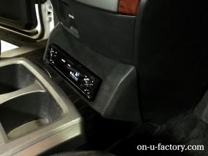 トヨタ ベルファイア 1DIN パネル加工 パイオニア DEH-P01